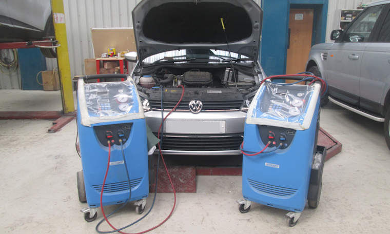 Air conditioning Recharging and Maintenance: Eastend Coachworks