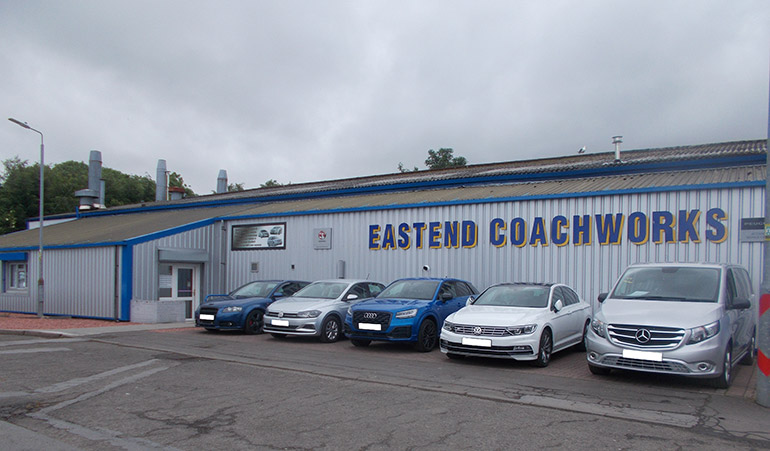 Paintless Dent Removal: Eastend Coachworks
