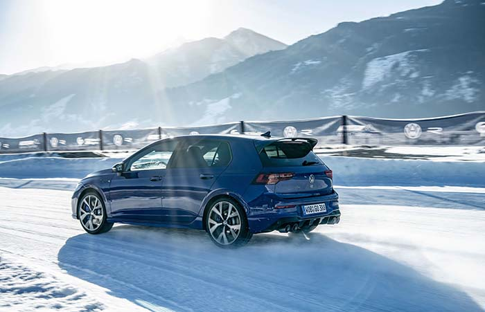 Performance of new Golf R sets new standards
