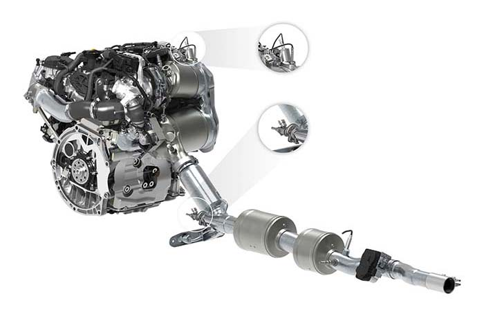Clean and cultivated: the 2.0 TDI engine with new Euro 6d emission standard